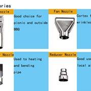 HERZO-Dcapeur-Thermique-Pistolet--Air-Chaud-2000W-avec-3-Modes-de-Temprature-50-500-600-avec-4-Buses-0-1