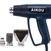 Pistolet--air-chaud-1800W-50-600-Dcapeur-thermique--temprature-rglable-220V-avec-rglage-de-la-vitesse-du-vent-et-4-buses-de-chauffage-Bleu-marine-0