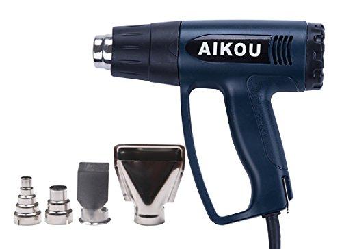 Pistolet–air-chaud-1800W-50-600-Dcapeur-thermique–temprature-rglable-220V-avec-rglage-de-la-vitesse-du-vent-et-4-buses-de-chauffage-Bleu-marine-0