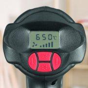 Skil-8004AA-Pistolet-Air-Chaud-Dcapeur-Thermique-Digital-avec-Temprature-rglable-variable-2000W-LCD-Buses-Coffret-0-0