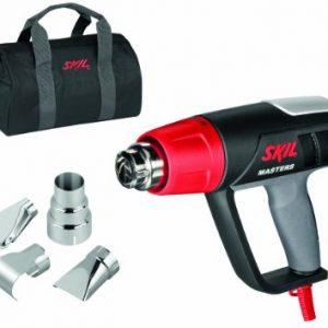 Skil-Masters-8007MA-Pistolet-Air-Chaud-Dcapeur-Thermique-Digital-avec-Temprature-rglable-variable-2000W-LCD-4-Buses-Sac-de-Transport-0