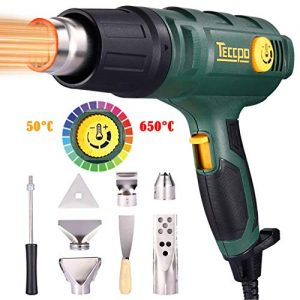 Pistolet--Air-Chaud-Pistolet-thermique-professionnel-TECCPO-2000W-240V-3-rgulateurs-de-temprature-50--C--600--C-volume-SuperArea-de-500L-MIN-avec-8-accessoires-TAHG08P-Di-TECCPO-0