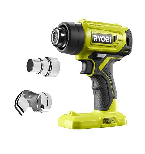 Ryobi-5133004423-R18HG-Dcapeur-thermique-18-V-chaleur-max-470-C-clairage-LED-avec-deux-buses-sans-batterie-0