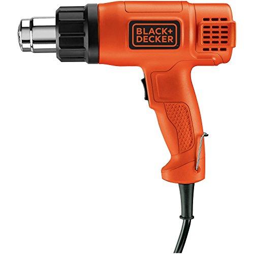 BLACKDECKER-KX1650-QS-Dcapeur-Thermique-Filaire-Dbit-de-570–740-Lmin-Poigne-Pistolet-Livr-avec-Un-Grattoir-1750W-Rouge-0