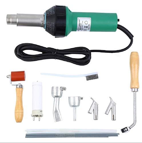HUKOER-Dcapeur-Thermique-Professionnel-Pistolet–Air-Chaud-1600W-220V-40–C–660–C-Vitesse-Buse-air-Chaud-Soudure-Souder-Soudage-Pistolet-Plastique-soudure-0