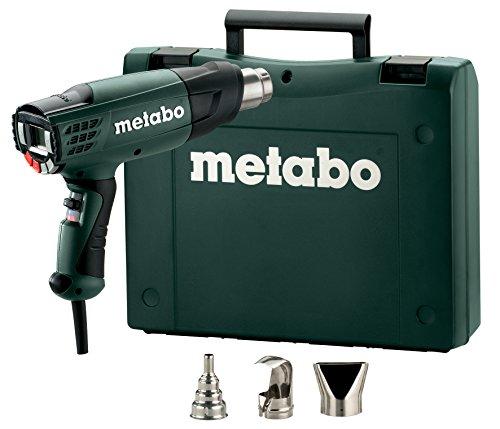 Metabo-602365500-Dcapeur-Thermique-HE-23-650-Control-Import-Allemagne-Noir-Vert-0