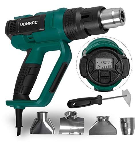 VONROC-VONROC-Dcapeur-thermique-professionnel-Pistolet–air-chaud-2000W–60-tempratures-possibles–accessoires-et-sac-de-rangement-inclus-0